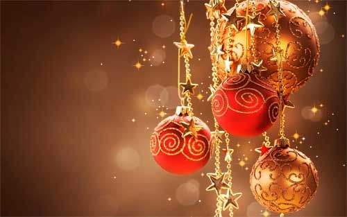 23 Merry Christmas Desktop Wallpapers CHRISTMAS OMAMENTS