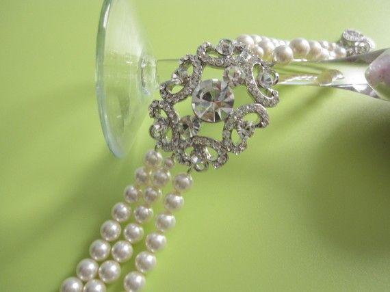 Bridal pearl braceletBridal Accessory Swarovski Ivory by bridal101, $52.00