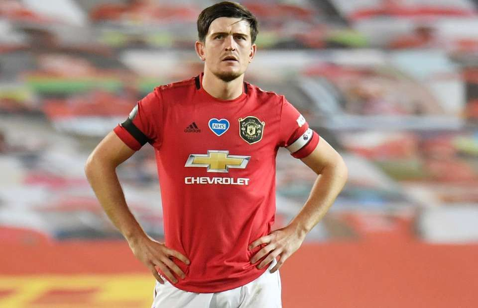 Manchester United Captain Harry Maguire Arrested On Greek Island Of Mykonos For Attacking Police In 2020 Manchester United Manchester England International