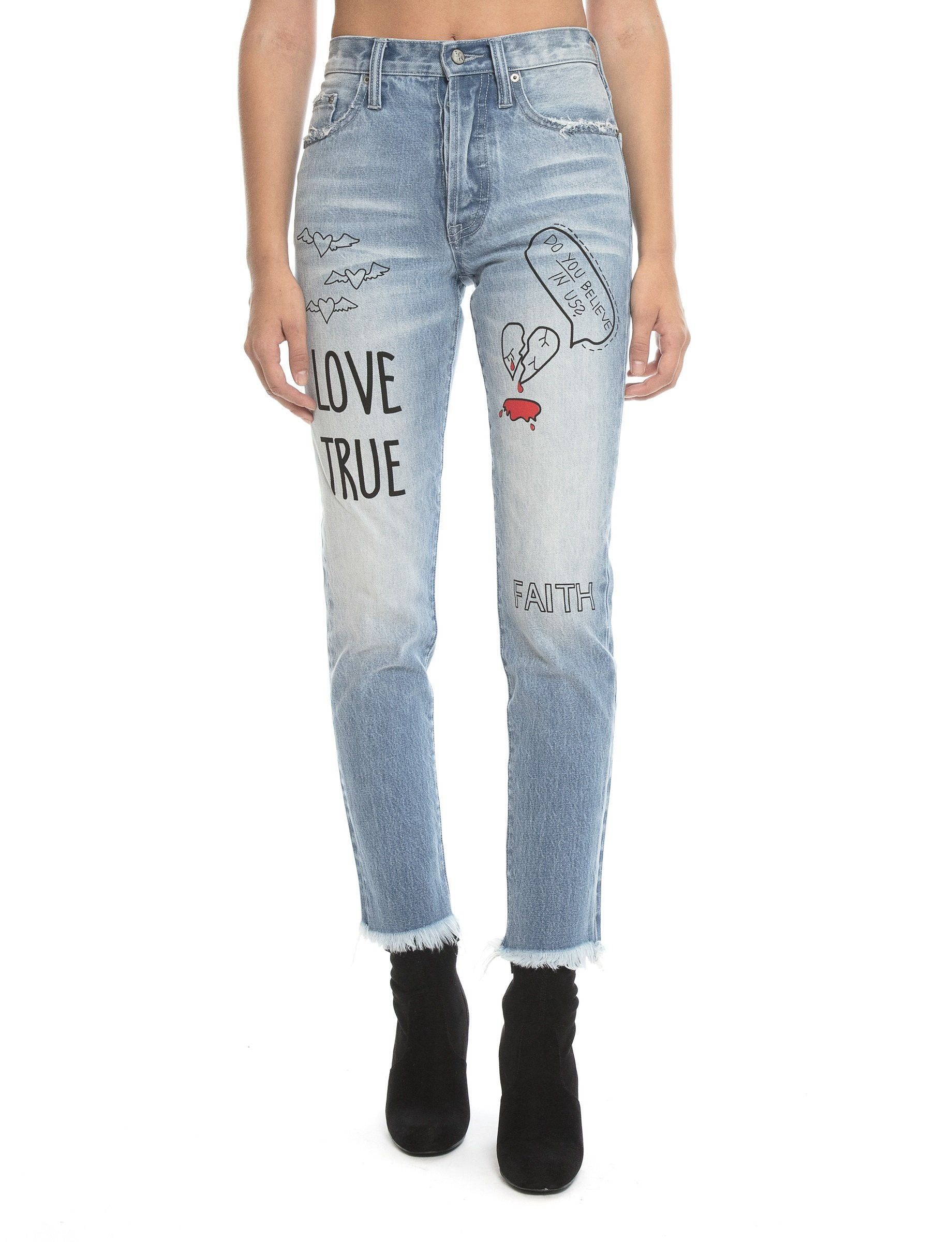 1413b0992 Prps Amx - Love Note 24 | DIY Makeovers | Jeans, Denim jeans, Denim ...
