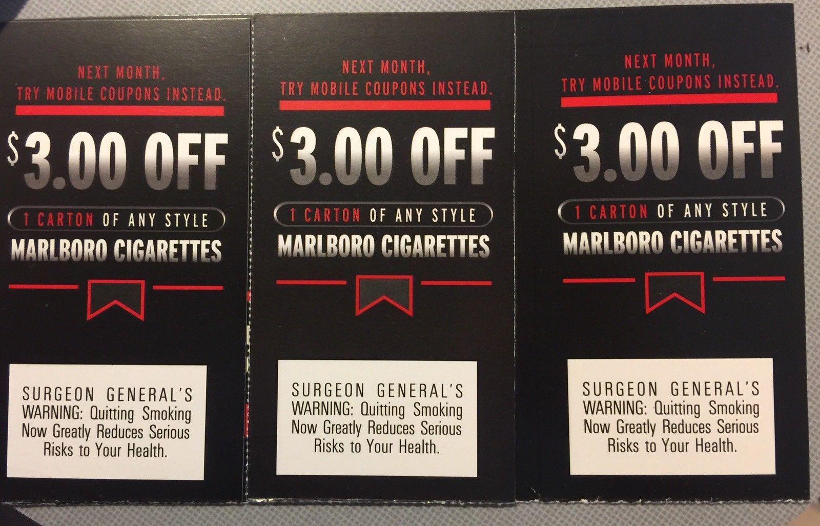 Marlboro Free Gift