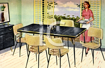 1950s Dining Room Furniture Google Search 1950s Dining Room
