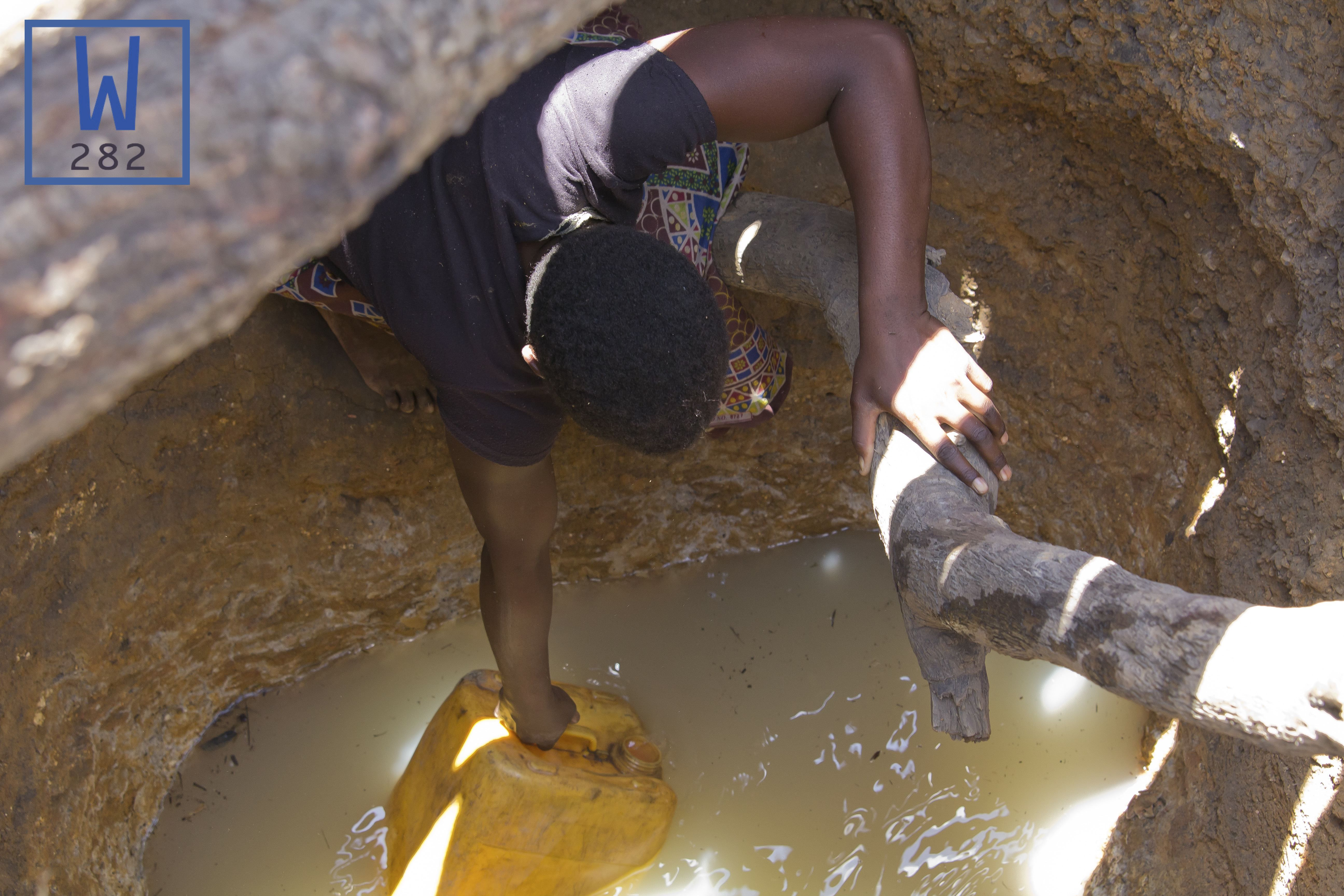 Over 345 million people in Africa alone are drinking water like this or worse. #youcanhelp #cleanwaterforall #W282