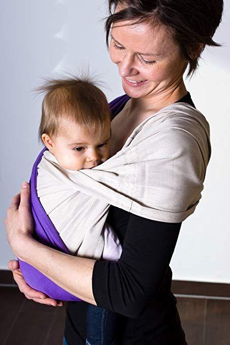 Babytuch Ohne Knoten Selber Nähen