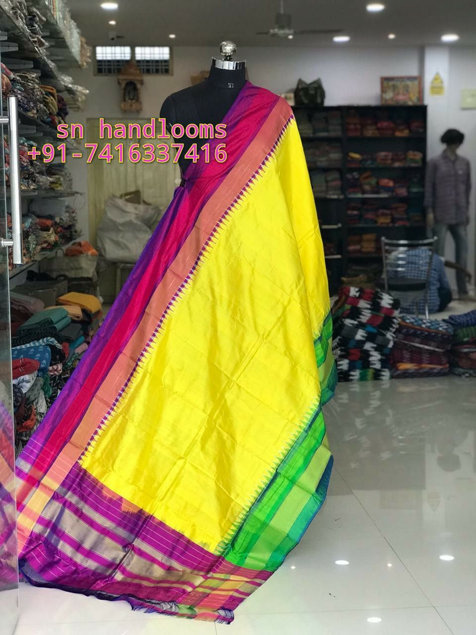 IKKAT DUPATTAS AVAILABLE in stock For more and collection