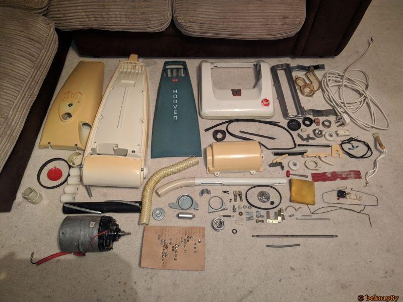 Gtech AirRam Vacuum Cleaner Cogs X 2