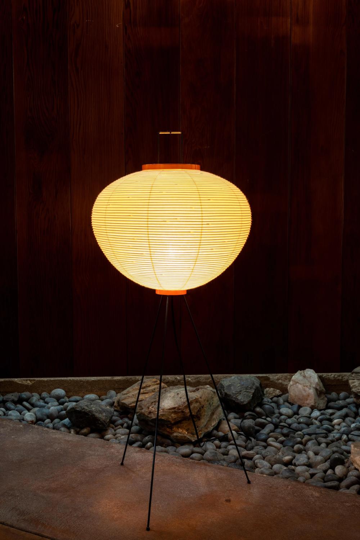Akari 10a Floor Lamp Akari Floor Lamp Mooielight In 2020 Lamp Floor Lamp Light Sculpture