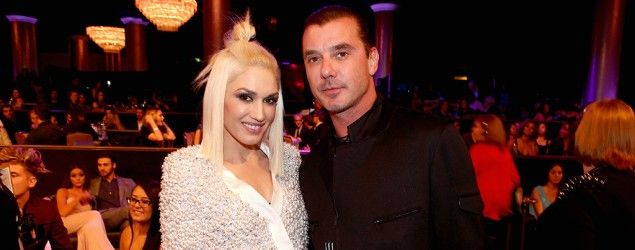 Gwen Stefani and Gavin Rossdale file for divorce. (Getty Images)