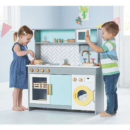 George Home Kitchen With Washing Machine Toys Character