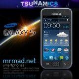 Verboten gut? – TsunamICS ROM für das Galaxy S (Update: 1.61)