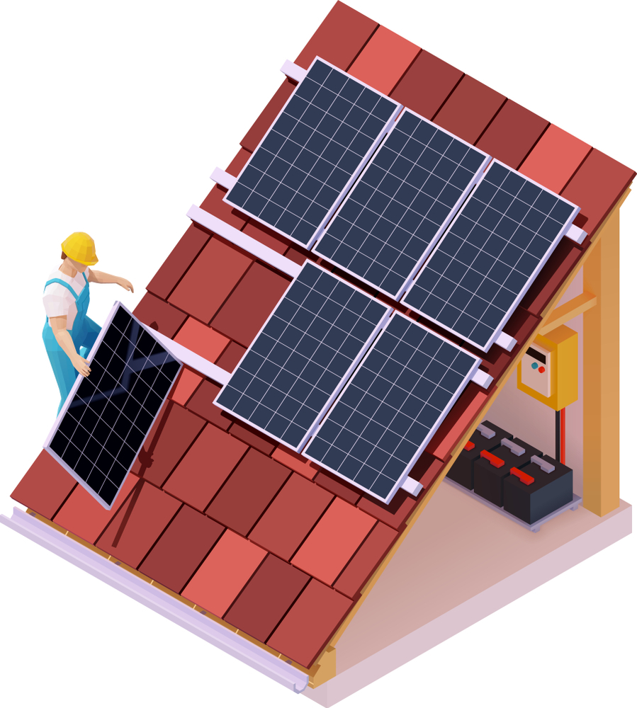 Making Of A Catalogue For Solar Panels Set Up Solar Panel Installation Solar Power House Solar Panel Cost