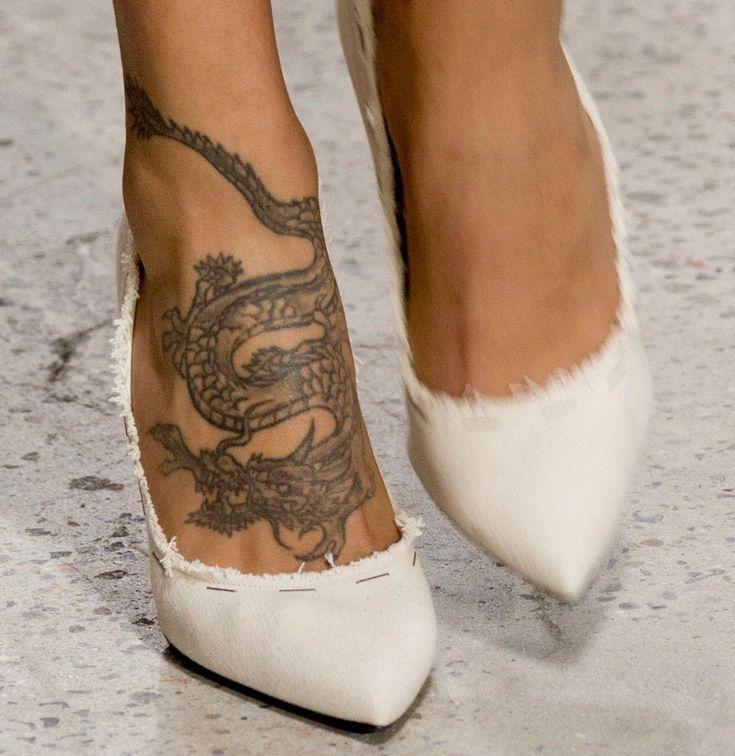 Chinese Dragon Tattoo Chinese Dragon Tattoo Tattoo Chinese Dragon Tattoo Chinese Dragon Ta In 2020 Dragon Tattoo Foot Chinese Dragon Tattoos Dragon Tattoo For Women