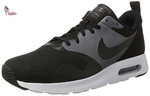 low priced 81693 2b7c3 Nike Air Max Tavas Se, Sneakers Basses Homme, Noir (Black Black-
