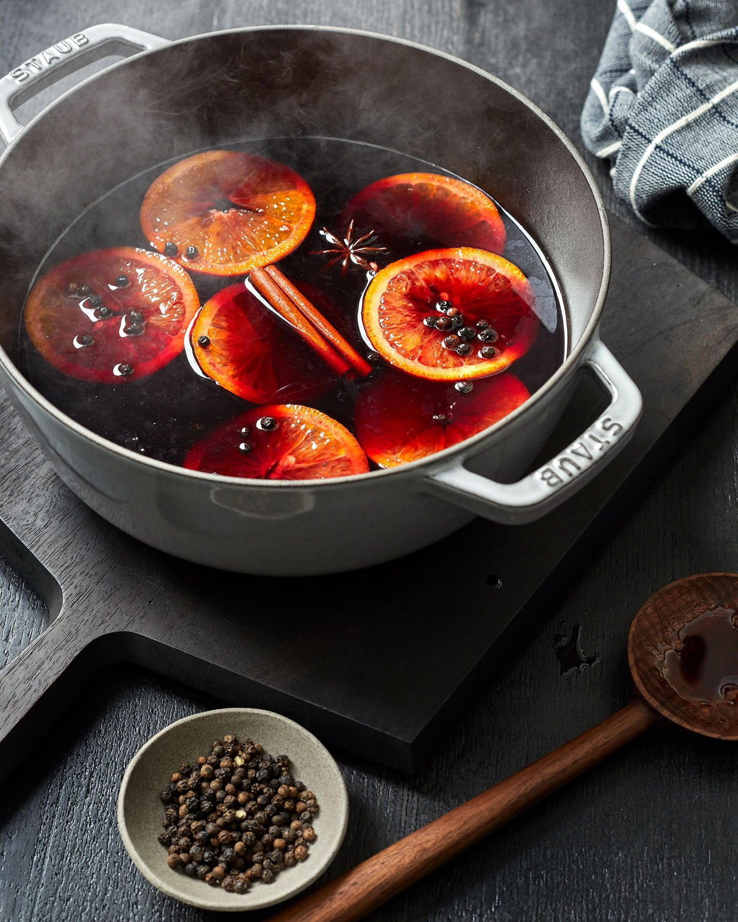 Festive Holiday Cocktail Recipes Mulled Wine Recipe Wine Recipes Recipes