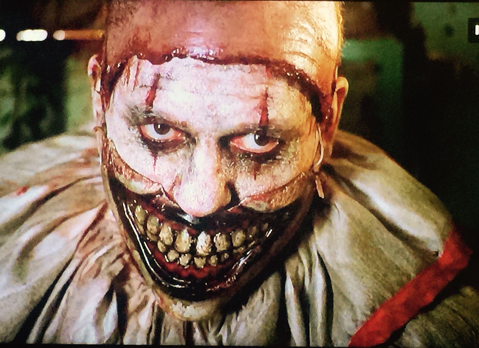 american horror story clown