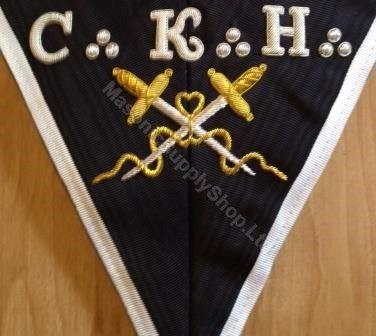 Scottish Rite 30th Degree Collar   Masonry   30 degrees