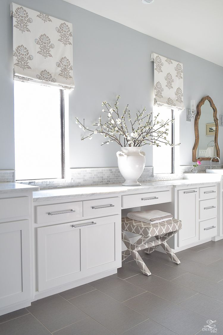 How to Design a Faux Roman Shade | BHG\'s Best Home Decor Inspiration ...