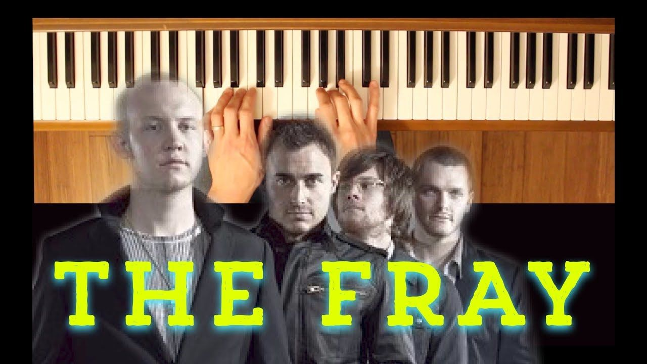 The Fray Look After You Piano Tutorial Easy With Images