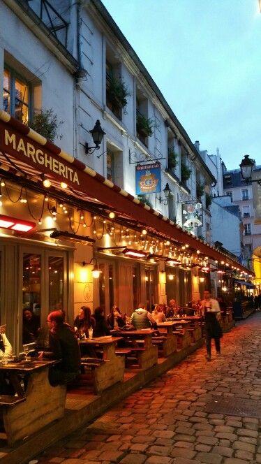 Paris 6eme Passage de l Odéon
