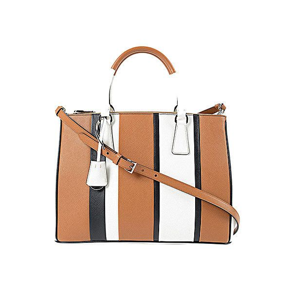 Prada Handbags 3 050 Liked On Polyvore Featuring Bags White