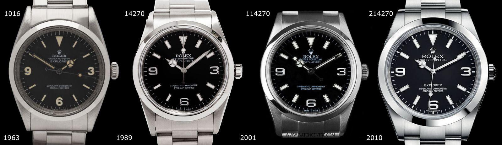 Which Rolex Explorer 14270 or 114270 or 214270??? #rolexexplorer Which Rolex Explorer 14270 or 114270 or 214270??? #rolexexplorer