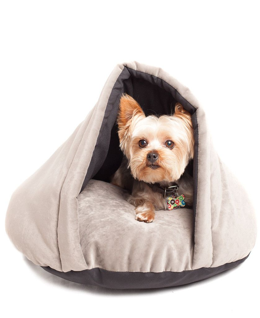 Keep your dog or cat warm and cozy in this eskimo pet house. The bed is stuffed with eco-friendly recycled poly-fiberfill. - Care Directions Remove inner ...  sc 1 st  Pinterest & I know 2 puppers who would LOVE this! | Lifee | Pinterest | Pet ...