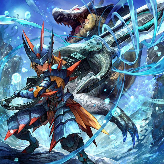 Monster Hunter // Hi Friends, Look What I Just Found On