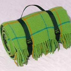 Tweedmill Polo Pure New Wool Picnic Rug