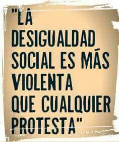 Desigualdad Social Socialismo Frases De La Vida Y Frases
