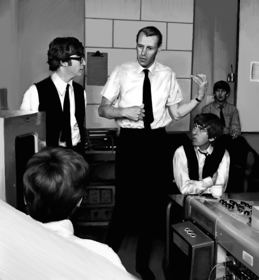 17 beatles great hits produced by george martin during the 1960s music in 2019 the beatles. Black Bedroom Furniture Sets. Home Design Ideas