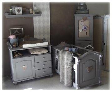 Schommelstoel Babykamer Marktplaats : ≥ landelijke brocante babykamer uniek kinderkamer complete
