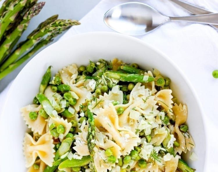 10 Healthy Pasta Dishes Under 450 Calories images