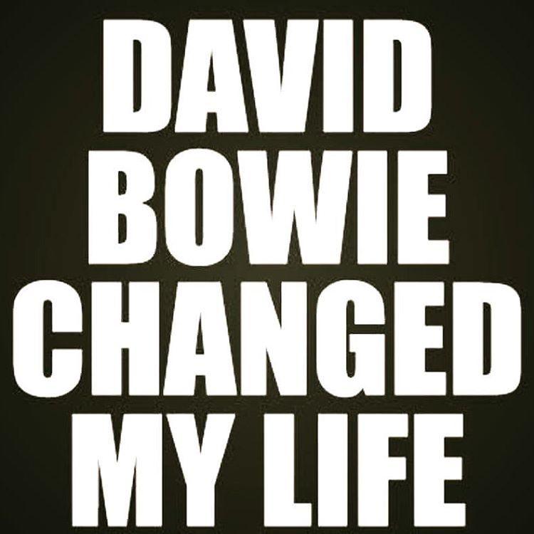 """Is that simple .... #ripbowie #ripdavidbowie #heartbroken #starman #godhelpme"""