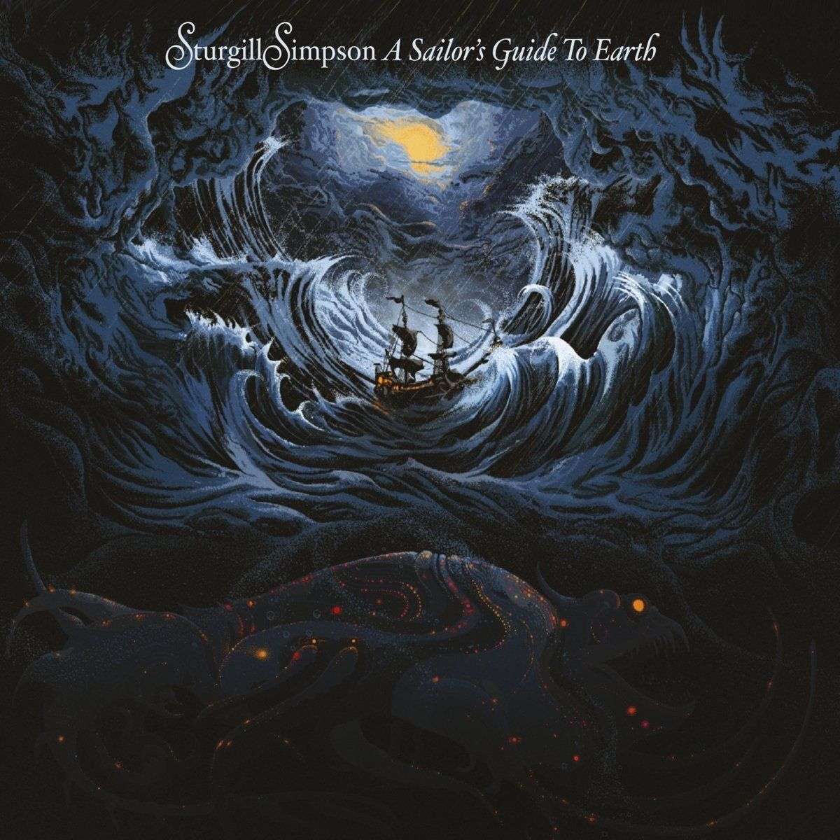 Sturgill Simpson A Sailor's Guide To Earth Sturgill