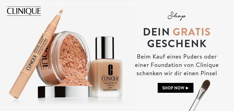 Clinique Geschenk / www.beautylane.com