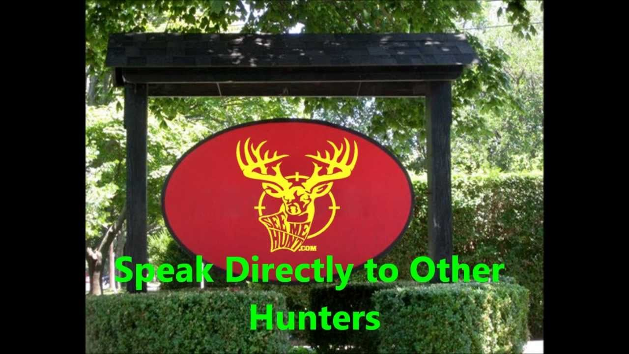 Join Us @ SeeMeHunt.com This is the best place when your not hunting or fishing!! Come join! Relax and enjoy some great conversations!