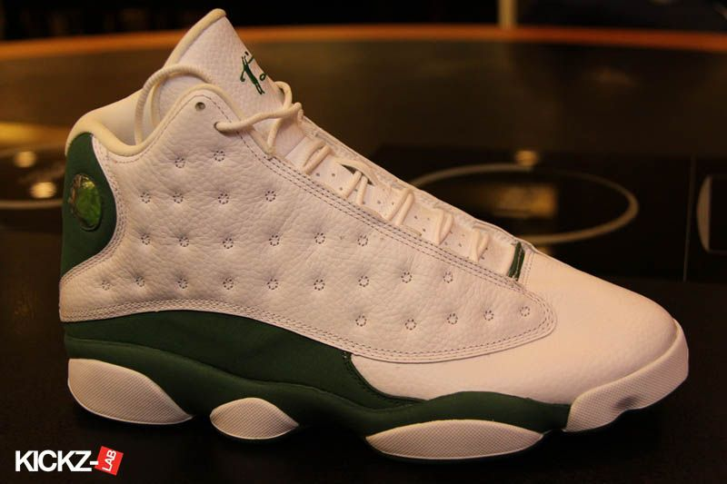 Air Jordan XIII (13) Retro - Ray Allen PE New Images More images are now  available of the exclusive Air Jordan XIII Retro  Ray Allen PE . b7f5acf23