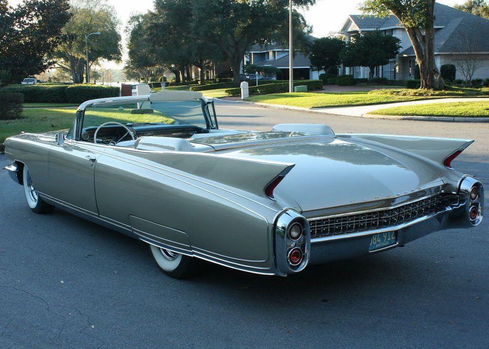 1960 Cadillac Eldorado Biarritz | Cadillac eldorado, Cadillac and ...
