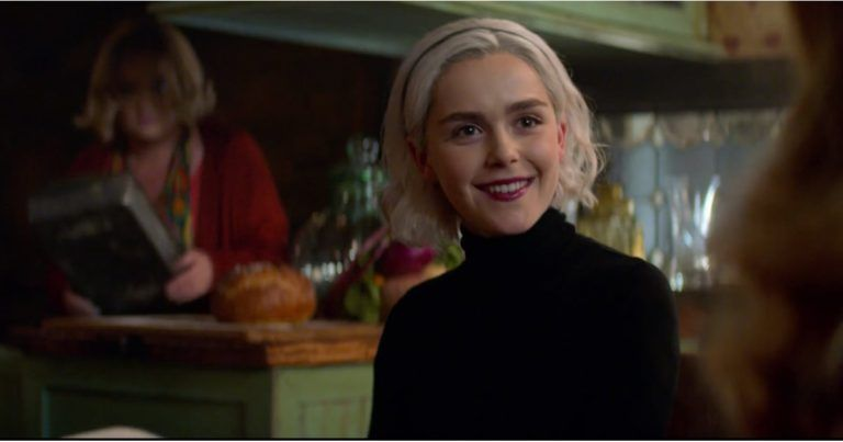 Get Ready, Witches! Chilling Adventures of Sabrina Season