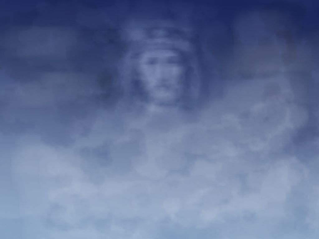 Face of Jesus in Clouds | Christ Face Cloud by majd79 on deviantART | Angel  pictures, Angel clouds, Sky and clouds