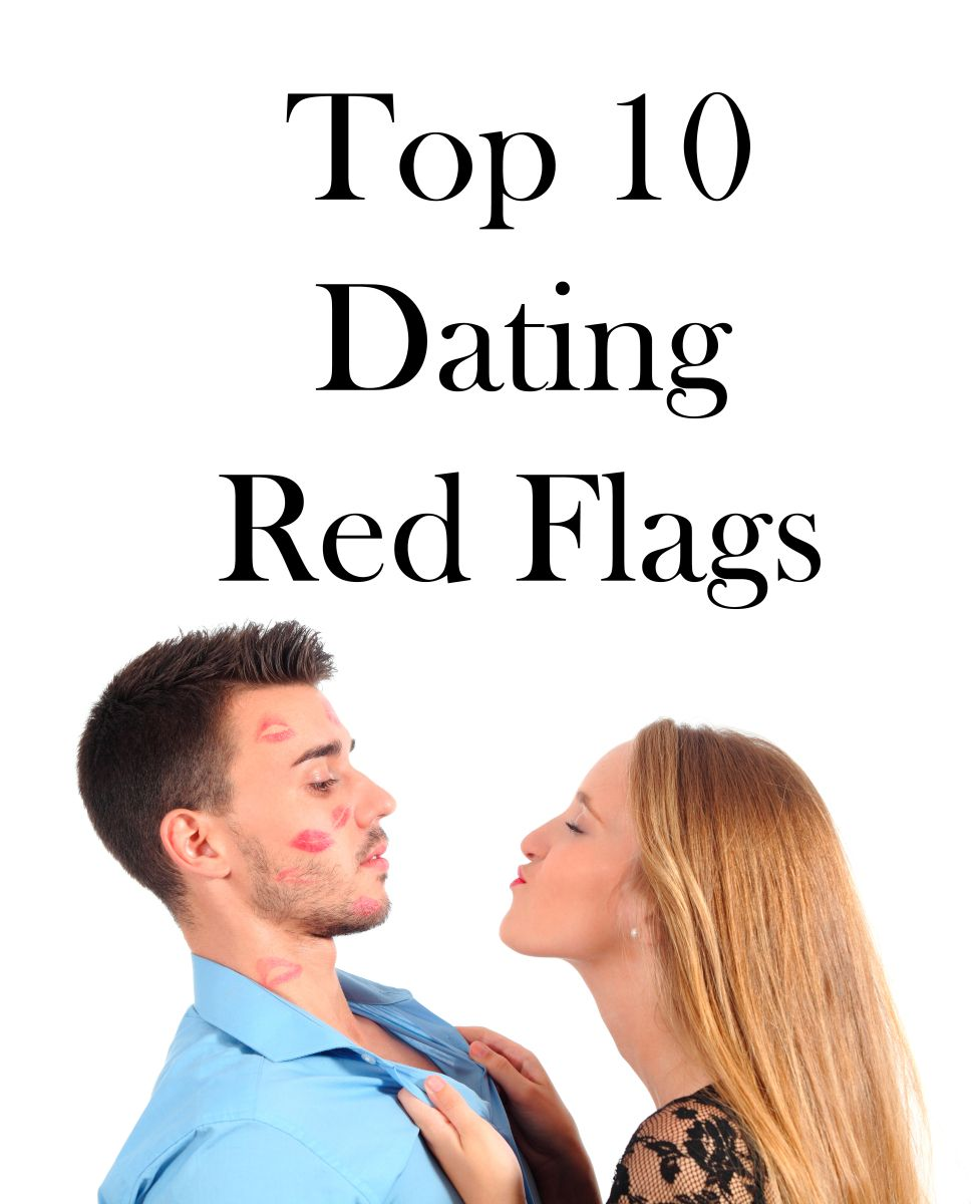 Red flags men dating