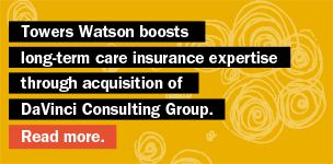 Towers Watson employs 10.4% of SOA actuaries (415 of them). Actuarial Analyst with no exam required (just preferred); Accepted applicants will be eligible for a comprehensive exam study program.