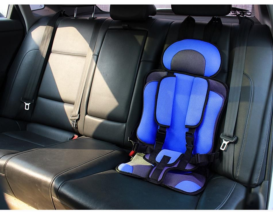 Adjustable Baby Car Seat For 6 Months 5 Years Old Baby Safe Toddler Booster Seat Child Seats Potable Chair In The Car Seats Baby Car Seats Toddler Booster Seat