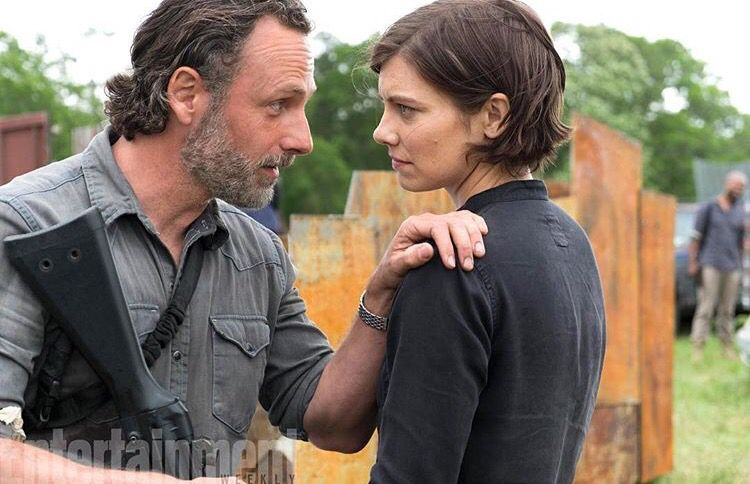 Rick and Maggie
