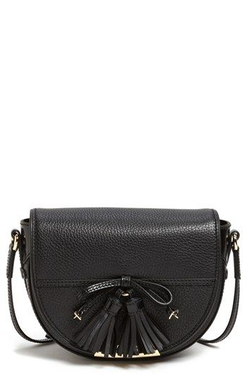 26b0a7036d1d Burberry  Maydown  Leather Crossbody Bag available at  Nordstrom ...