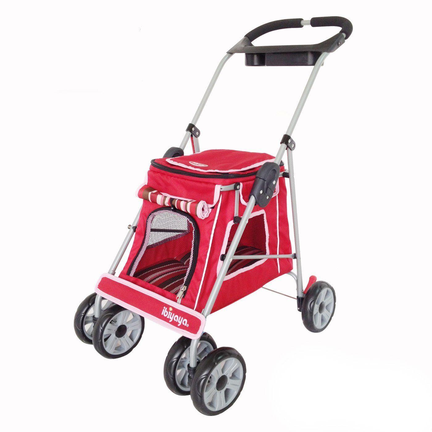 Ibiyaya Pet Stroller City Elite Buggy * Tried it! Love it