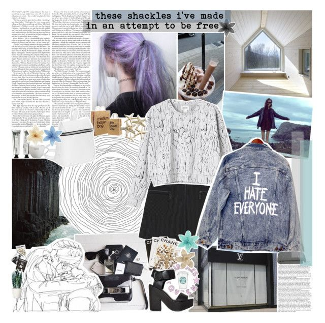 """""""i hear a voice calling"""" by www-purrtydino-org ❤ liked on Polyvore featuring Kenzo, Monki, Crate and Barrel, Assouline Publishing, Clips, Kara, polyvoreeditorial, raeleespenguin and boob"""