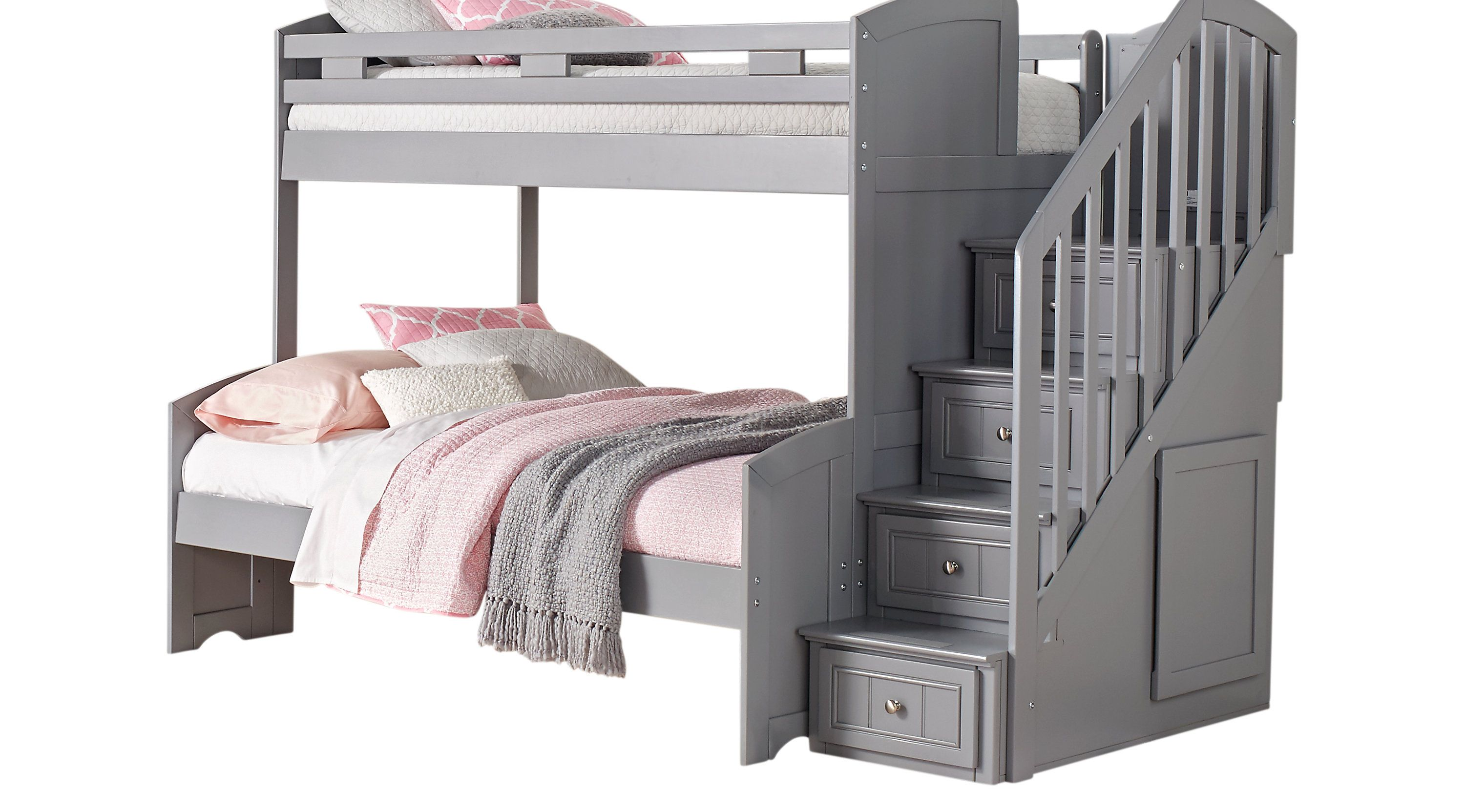 Bunk Bedroom Sets Rooms To Go Cottage Colors Gray Twin Full