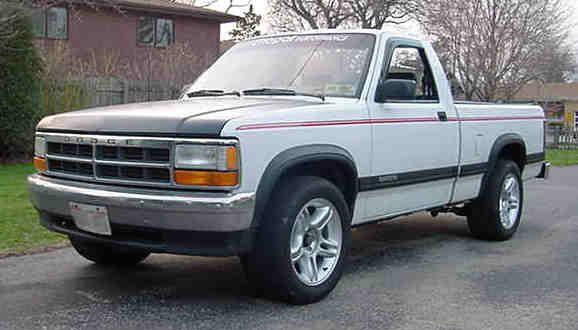 1992 Dodge Dakota Dodge Dakota Muscle Truck