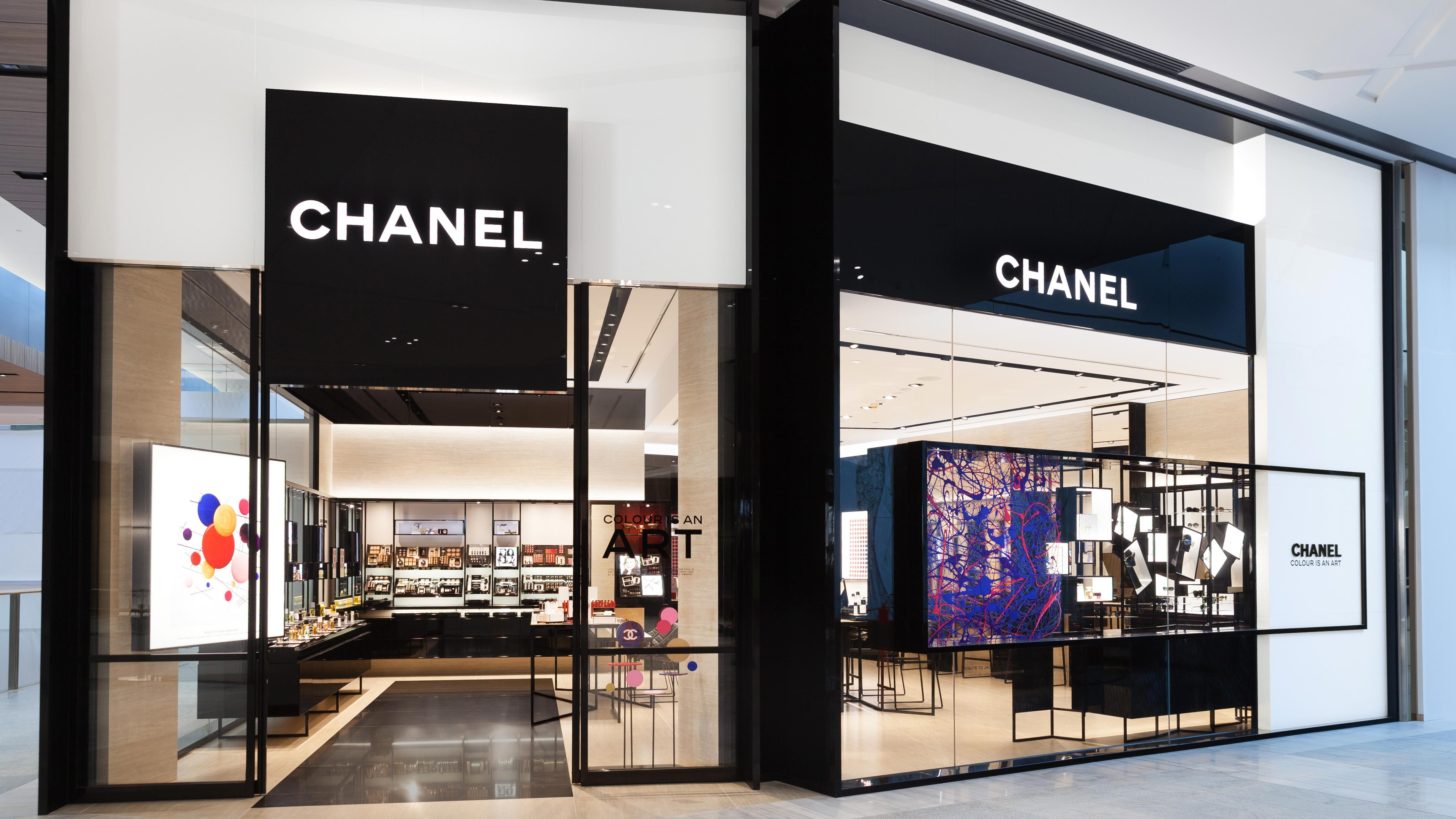 Chanel Hits The Gold Coast With Pacific Fair Beauty Counter Launch